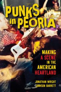Punks In Peoria book cover